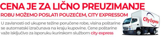 Isporuka City Express