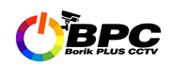 BPC Borik Plus CCTV logo