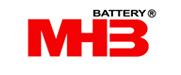 MHB Battery logo