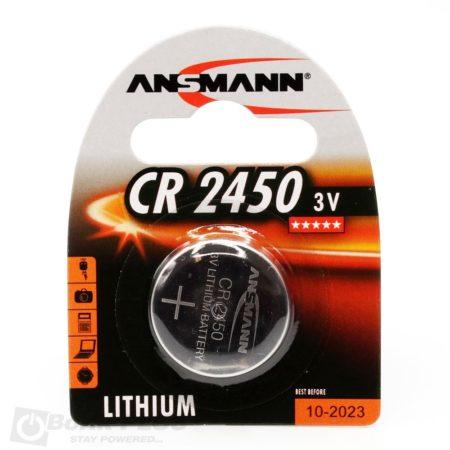 Ansmann CR2450 baterija