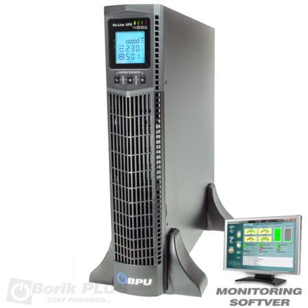 UPS BPU Memo RT 1500VA - 1350W
