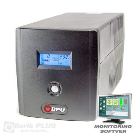 UPS BPU Micro 1000VA - 600W