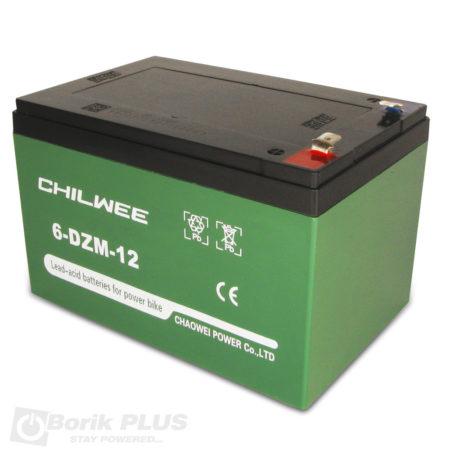 6 DZM 12 Olovna VRLA baterija 12V 12Ah / 2 HR