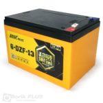 6 DZF 13.1 Olovna VRLA baterija 12V 13.1Ah/2 HR