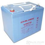 6 EVF 80 Olovna VRLA baterija 12V 80Ah/3 HR