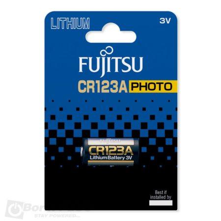Fujitsu CR123A baterija