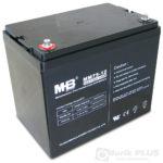 MM 75-12 Olovna VRLA baterija 12V 75Ah