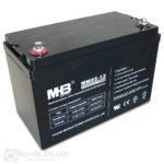 MM 85-12 Olovna VRLA baterija 12V 85Ah