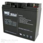 MS 18-12 Olovna VRLA baterija 12V 18Ah