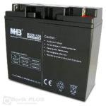 MS 20-12 Olovna VRLA baterija 12V 20Ah