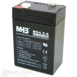 MS 4.5-6 Olovna VRLA baterija 6V 4.5Ah