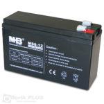 MS 6-12 Olovna VRLA baterija 12V 6Ah-slim