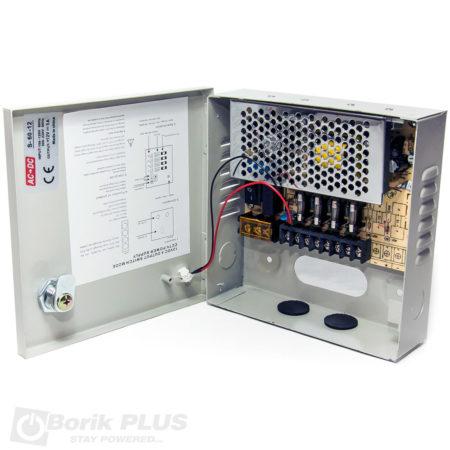 Napajanje za video nadzor 12V 5A u kutiji