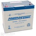 PS 12550 Olovna VRLA baterija 12V 55AH