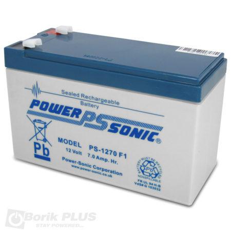 PS 1270 Olovna VRLA baterija 12V 7Ah