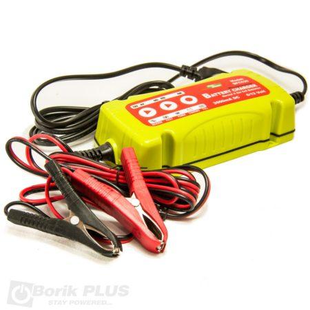 Punjač olovnih i GEL baterija 6/12V 3.5A