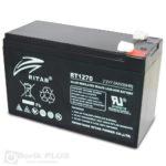 Ritar RT1270, Olovna VRLA baterija 12V 7Ah F1