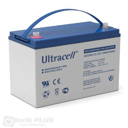 UCG 100-12, Olovna VRLA baterija 12V 100Ah