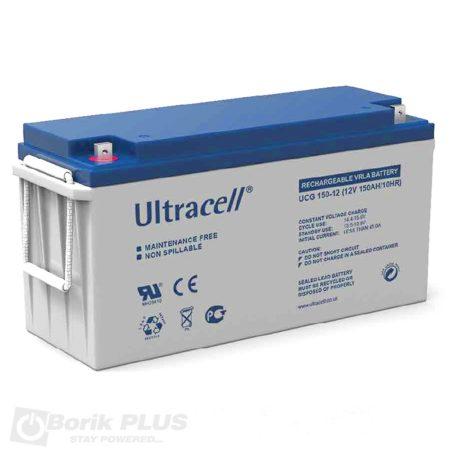 UCG 150-12, Olovna VRLA baterija 12V 150Ah