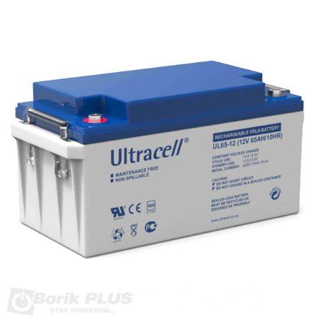 UL 65-12, Olovna VRLA baterija 12V 65Ah