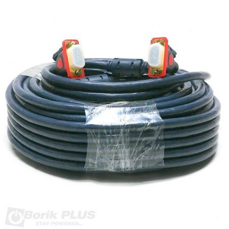 VGA na VGA kabl 20 metara-bakar
