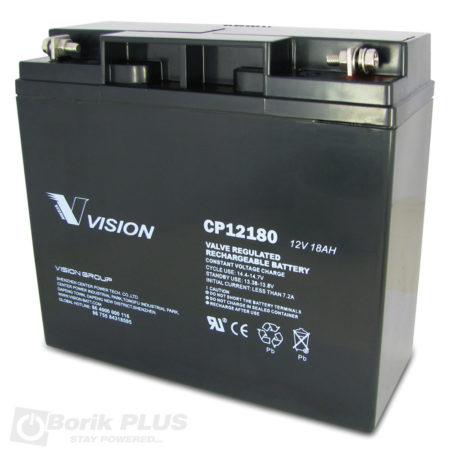 CP 12180 Olovna VRLA baterija 12V 18Ah