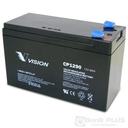 CP 1290 Olovna VRLA baterija 12V 9Ah