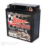 BPM Olovna AGM VRLA baterija YB5L-B
