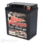 BPM Olovna AGM VRLA baterija YTX7L-BS