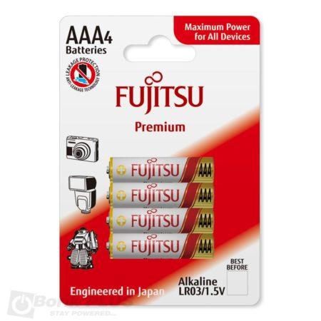 Fujitsu LR03 alkalna baterija-Premium