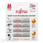 Fujitsu AA 1900mAh punjiva baterija