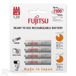 Fujitsu AAA 750mAh punjiva baterija