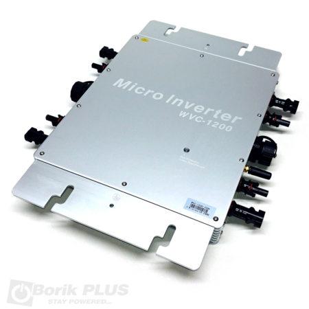 Micro inverter 1200W, 230V, 50Hz