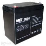MM 55-12 Olovna VRLA baterija 12V 55Ah