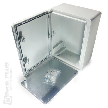 Plastična ABS kutija 30×40×17 cm-IP 65