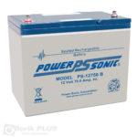 PS 12750 Olovna VRLA baterija 12V 75AH