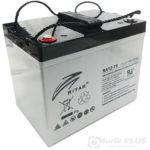 Ritar RA12-75A, Olovna VRLA baterija 12V 75Ah