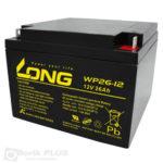 WP 26-12 Olovna VRLA baterija 12V 26Ah
