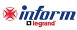 Inform legrand logo