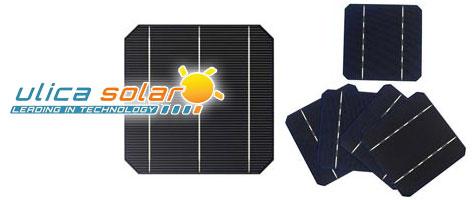 Monokristalna solarna ćelija