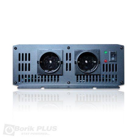 Pure sine wave DC-AC inverter 24V-230V, 1000W