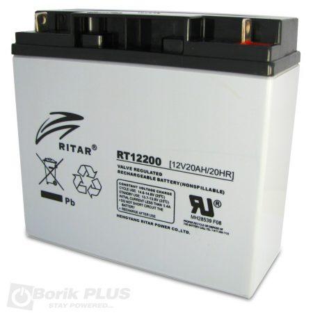 Ritar RT12200 olovna baterija 12V 20Ah